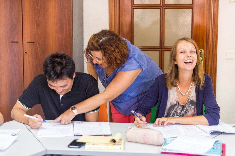 Sprachaufenthalt Spanien, Malaga - Malaca Instituto - Lektionen