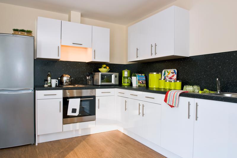 Sprachaufenthalt England, Bournemouth - BEET Language Centre Bournemouth - Accommodation - Summer Apartments - Küche