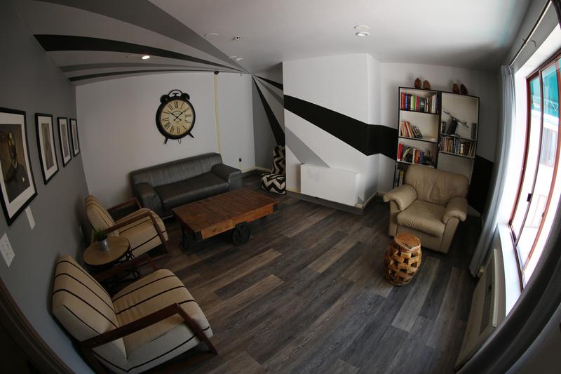 Sprachaufenthalt USA, San Diego - CEL San Diego - Accommodation - Residenz - Wohnzimmer