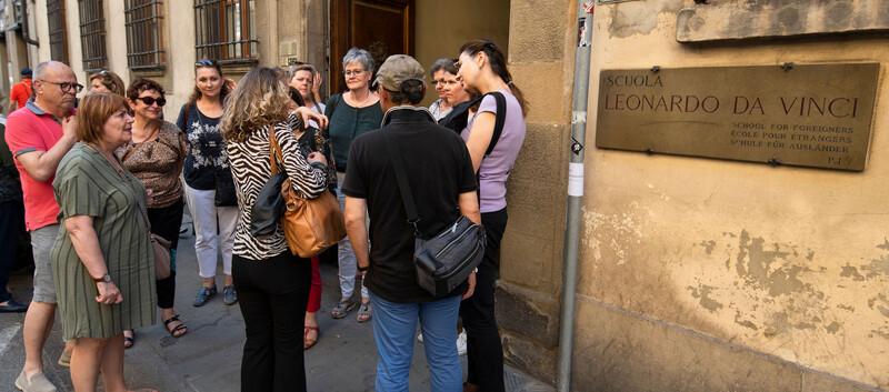 Sprachaufenthalt Italien, Florenz - Scuola Leonardo da Vinci Firenze - Schule