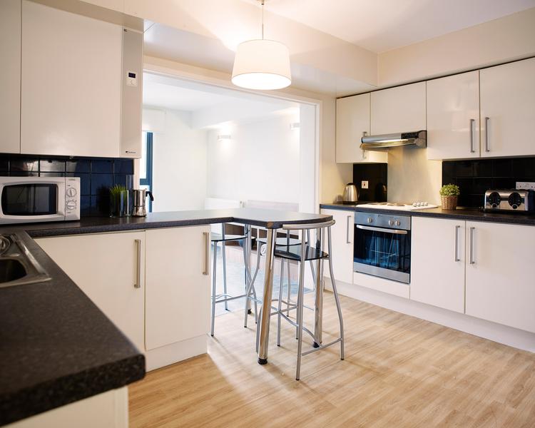 Sprachaufenthalt England, London - St Giles London Central - Accommodation - Highbury - Küche