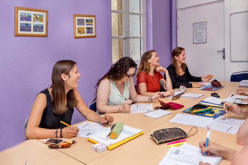 Sprachaufenthalt Frankreich, Montpellier - EASY French by ILA Montpellier - Studenten