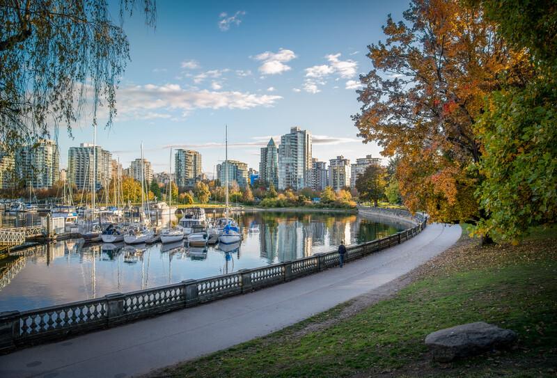 Séjour linguistique Canada, Vancouver - Stanley Park