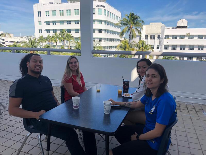 Sprachaufenthalt USA, Miami - OHC Miami - Studenten