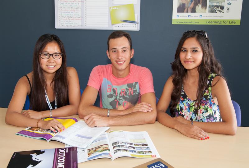 Séjour linguistique Malta, St Julians - European School of English Malta - Leçon