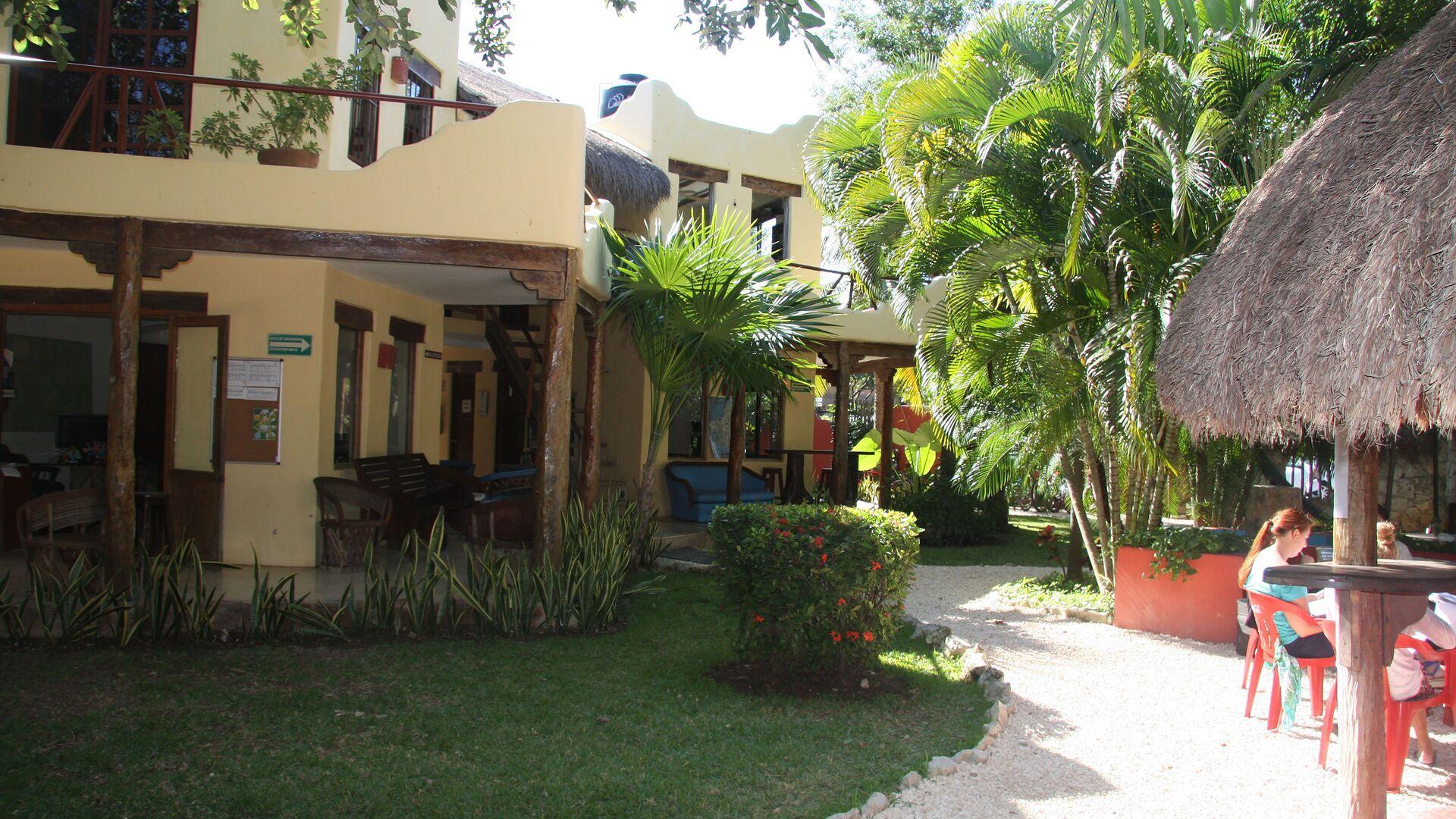Séjour linguistique Mexico, Playa del carmen - Don Quijote Playa del Carmen - École