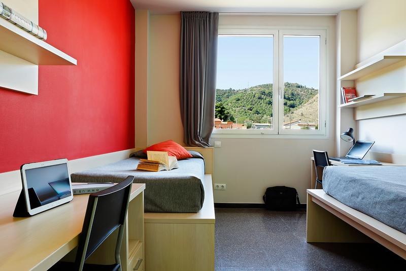 Sprachaufenthalt Spanien, Barcelona - Expanish Barcelona - Accommodation - Agora Residenz - Einzelzimmer