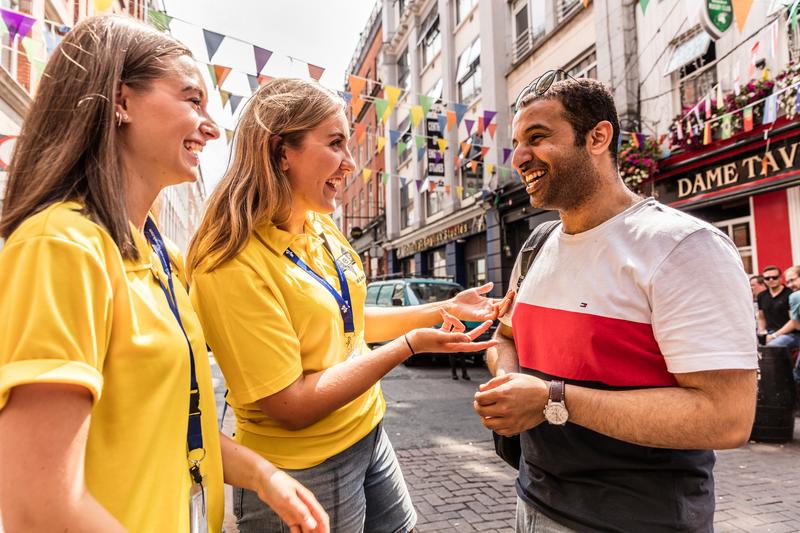 Séjour linguistique Irlande, Dublin - CES Dublin - Étudiants