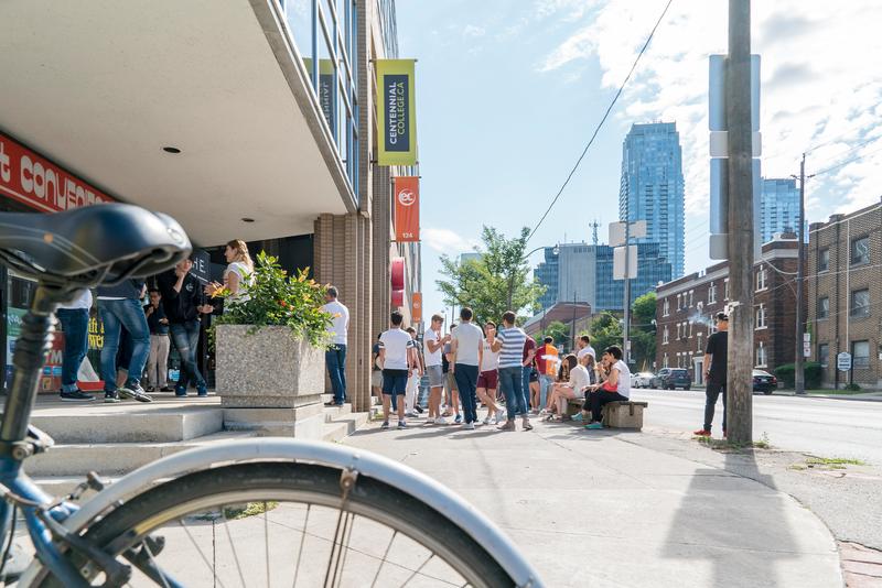 Séjour linguistique Canada, Toronto – EC Toronto - École