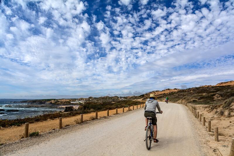 Sprachaufenthalt Portugal, Faro - Biken