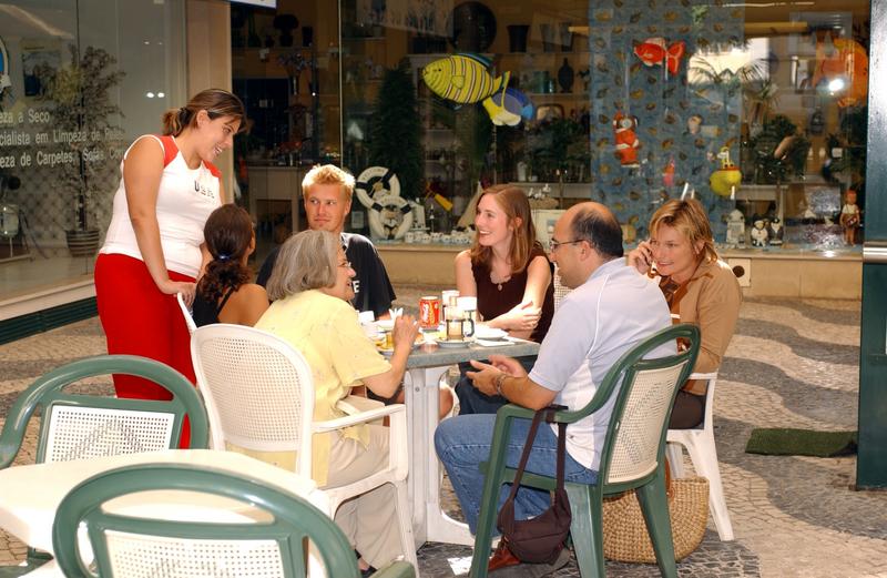 Sprachaufenthalt Portugal, Faro - CIAL Faro - Studenten