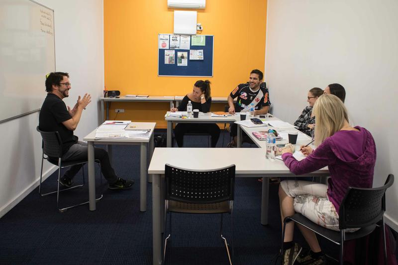Sprachaufenthalt Australien, Perth - Lexis Perth - Lektionen