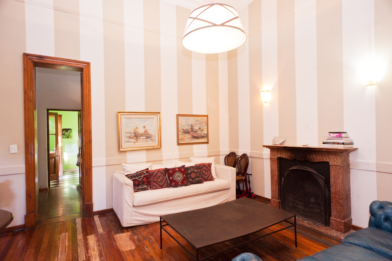 Sprachaufenthalt Argentinien, Buenos Aires - Expanish Buenos Aires - Accommodation - Shared Apartment With Host - Wohnzimmer