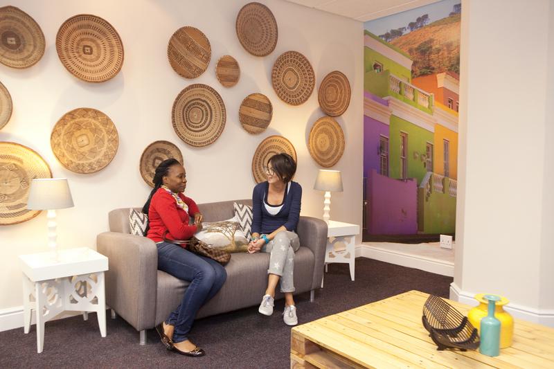 Sprachaufenthalt Südafrika, Cape Town - GHS City Centre - Lounge