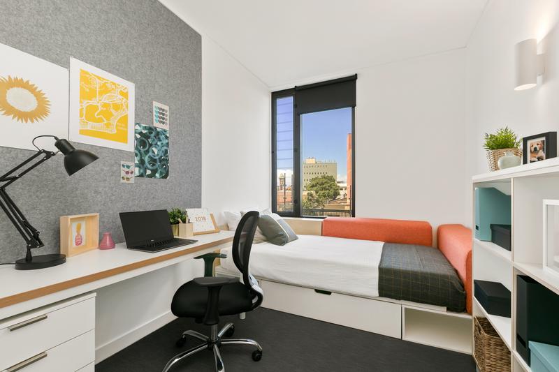 Sprachaufenthalt Australien, Sydney - Langports Sydney - Accommodation - Redfern Student Apartments - Zimmer