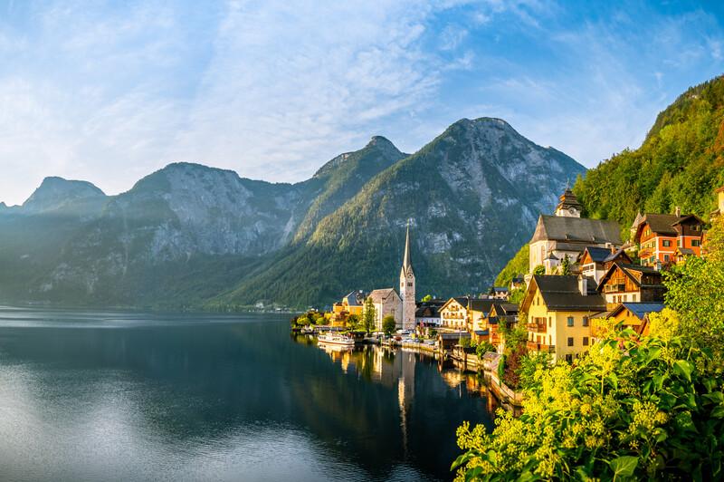 Séjour linguistique Austria, Hallstättersee