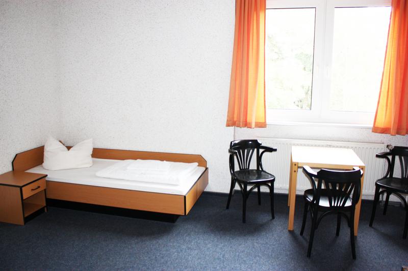 Sprachaufenthalt Deutschland, Berlin - GLS Berlin Watersports - Accommodation - Residenz - Schlafzimmer