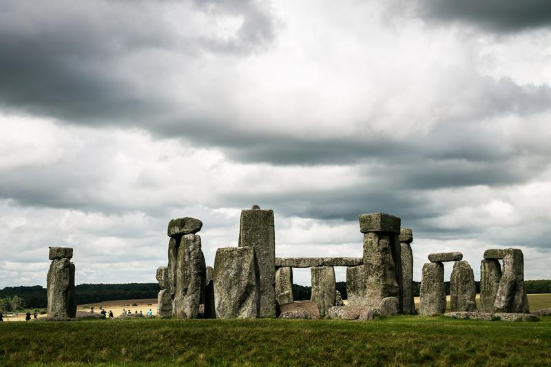 Sprachaufenthalt England - Stonehenge