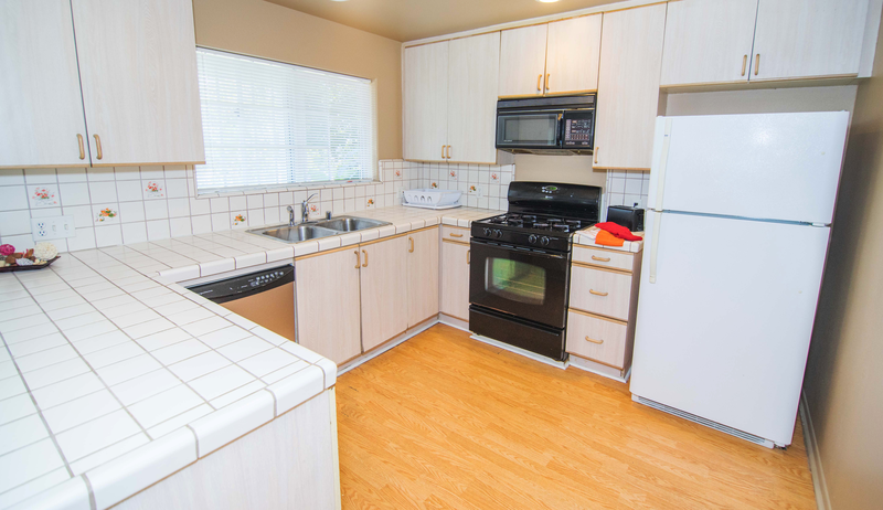 Sprachaufenthalt USA, Los Angeles - EC - Westwood Apartment - Küche