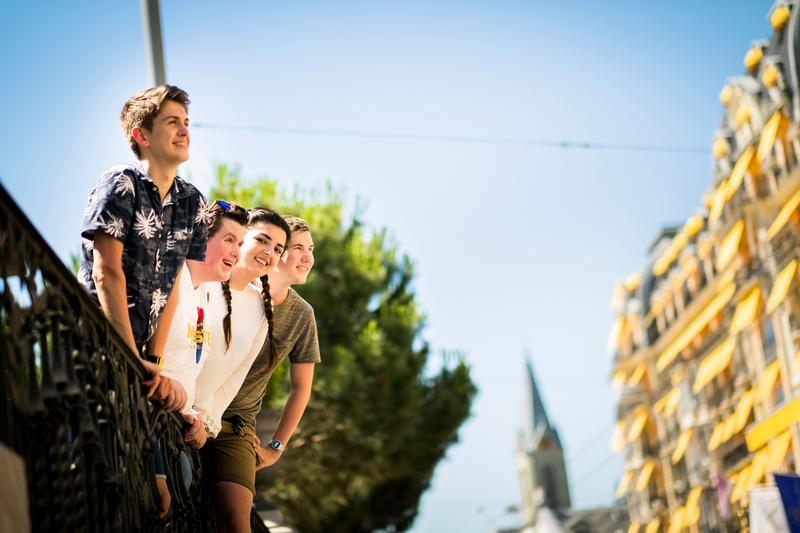Séjour linguistique Suisse, Montreux - Alpadia Language School Montreux - Étudiants