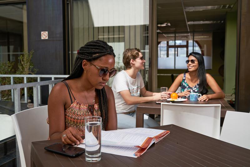 Sprachaufenthalt Südafrika, Capetown - GHS City Centre - Studenten