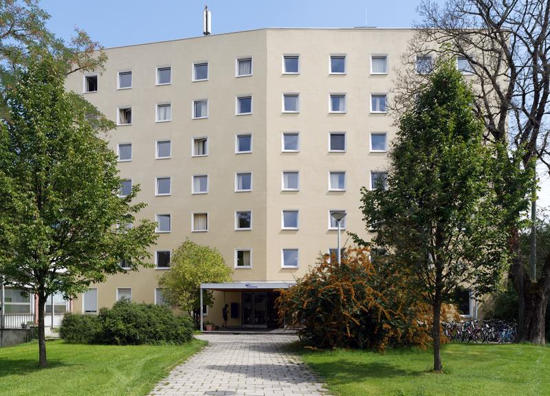 Sprachaufenthalt Deutschland, München - Carlduisberg Centren Munich - Accommodation - Apartment - Gebäude