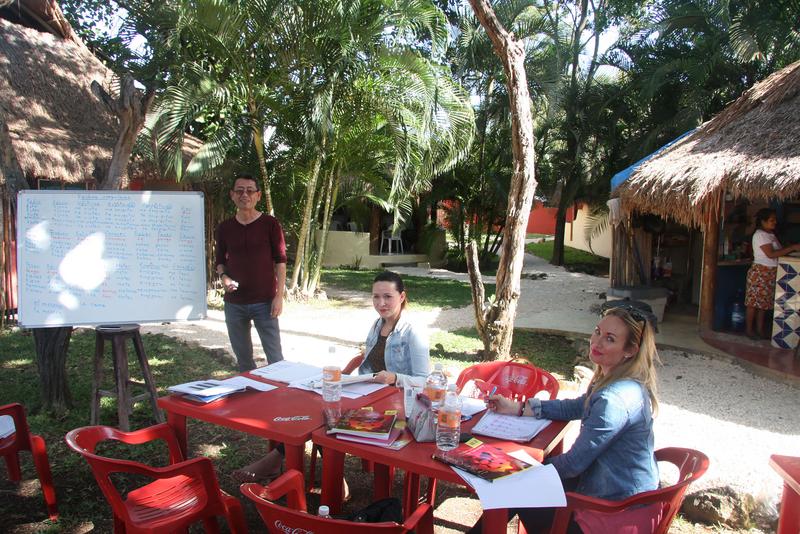 Sprachaufenthalt Mexico, Playa del Carmen - Don Quijote Playa del Carmen - Lektionen