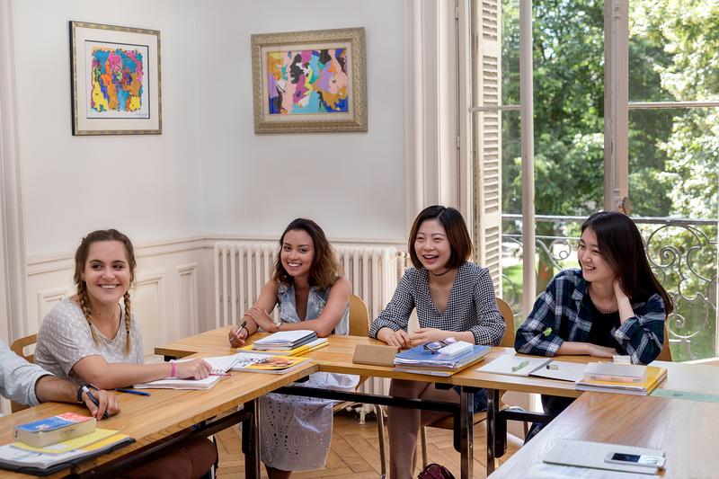 Séjour linguistique France, Tours - Institut de Touraine Tours - Leçon