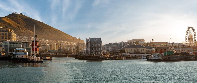 Sprachaufenthalt Südafrika, Capetown - Waterfront