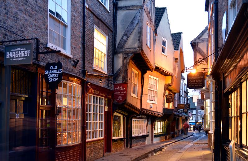 Sprachaufenthalt England, York - Stadt