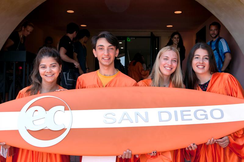 Séjour linguistique États-Unis, San Diego - EC San Diego - Étudiants