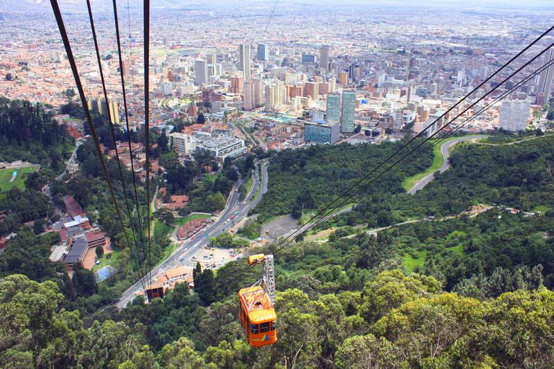 Sprachaufenthalt Kolumbien, Bogota