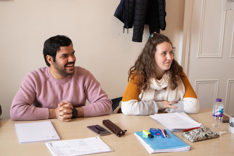 Séjour linguistique Angleterre, Edinburgh - Inlingua Edinburgh - Leçon