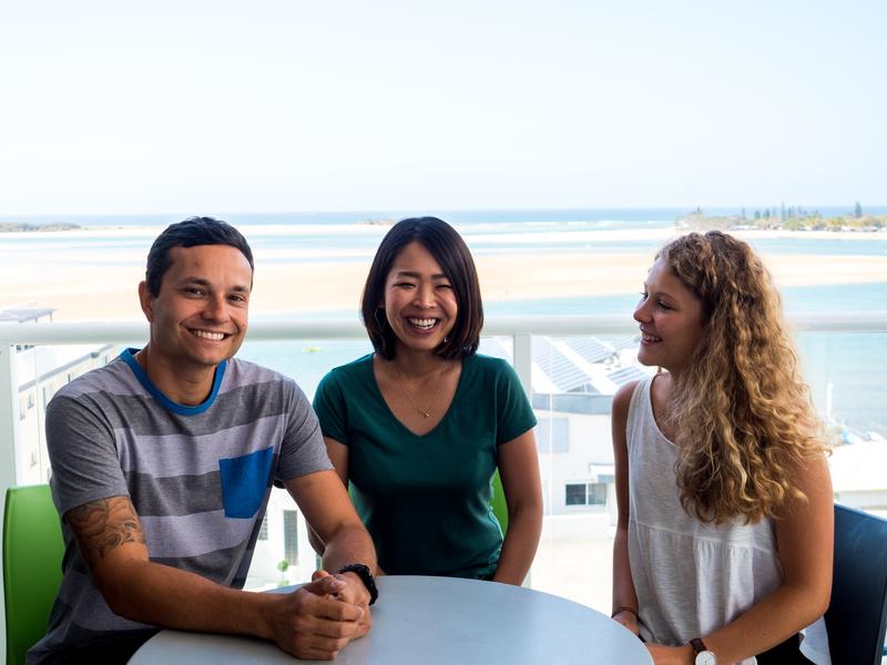 Sprachaufenthalt Australien, Sunshine Coast - Lexis  English Maroochydore - Studenten
