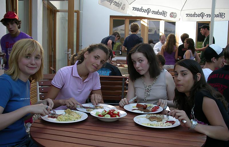 Sprachaufenthalt Deutschland, München - GLS Munich Adventure - Studenten