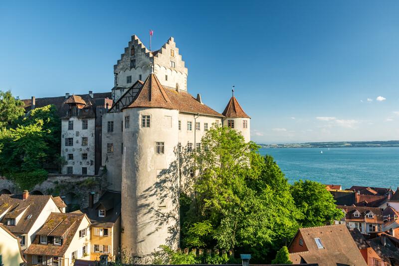 Sprachaufenthalt Deutschland, Meersburg - Burg