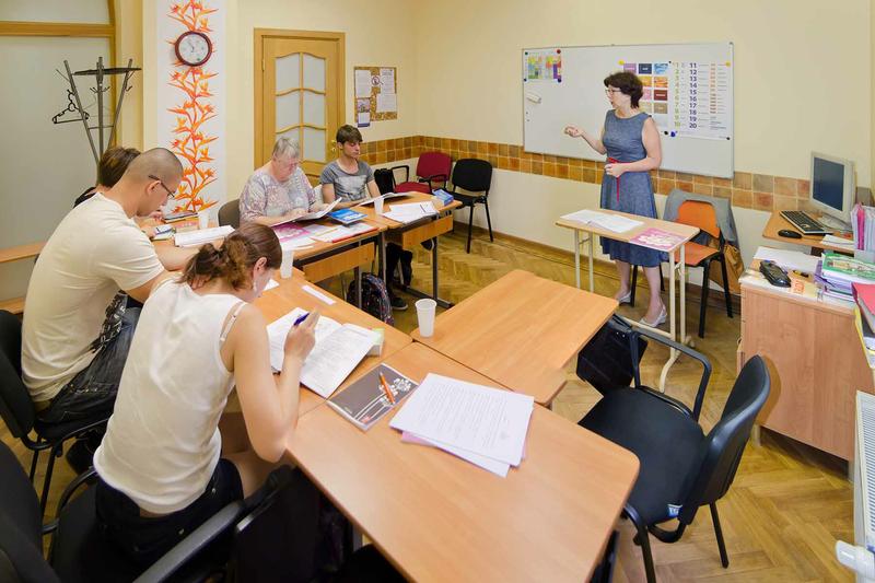 Sprachaufenthalt Lettland, Riga - Liden und Denz - Lektionen