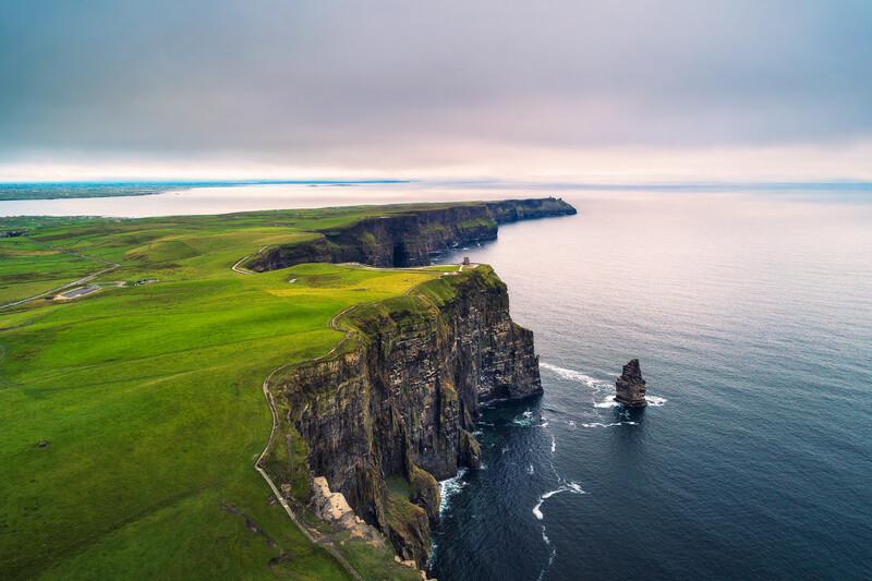 Sprachaufenthalt Irland, Galway - Cliffs of Moher