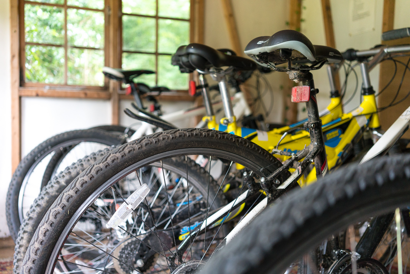 Séjour linguistique Angleterre, Warnford - Riversdown House Warnford - Mountainbike