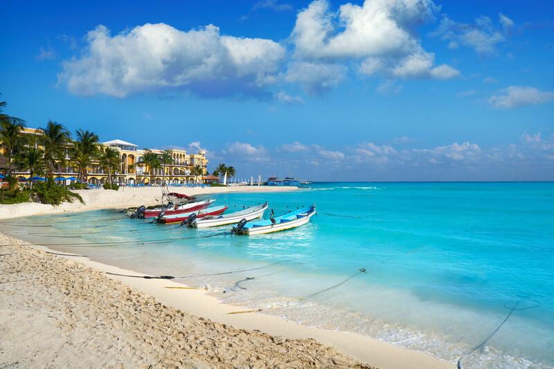 Séjour linguistique Mexico, Playa del carmen - Riviera Maya