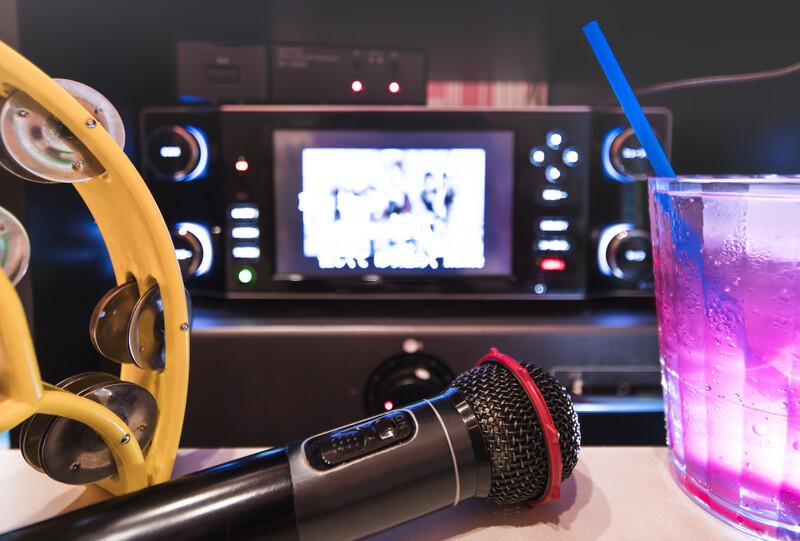 Sprachaufenthalt Japan, Fukuoka - Karaoke
