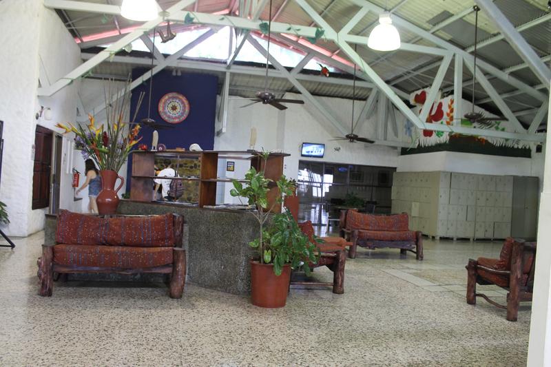Sprachaufenthalt Costa Rica, Manuel Antonio - Maximo Nivel Manuel Antonio - Lounge
