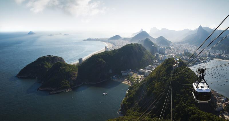 Séjour linguistique Brésil, Rio de Janeiro - Pain de sucre