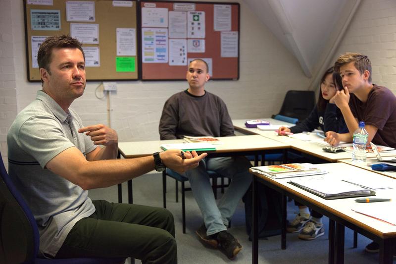 Séjour linguistique Agleterre, Bournemouth – BEET - Leçon