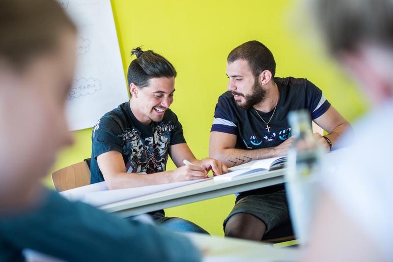 Séjour linguistique Allemagne, Lindau - Dialoge Lindau - Étudiants