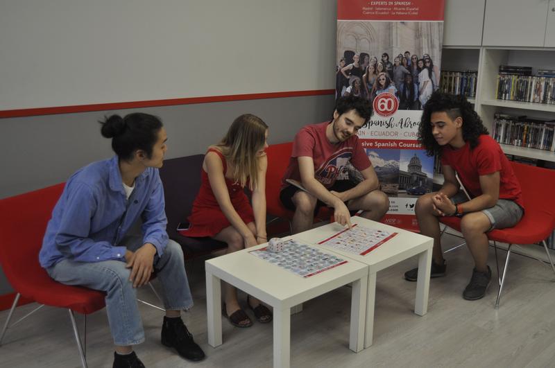 Sprachaufenthalt Spanien, Madrid - Estudio Sampere Madrid - Studenten