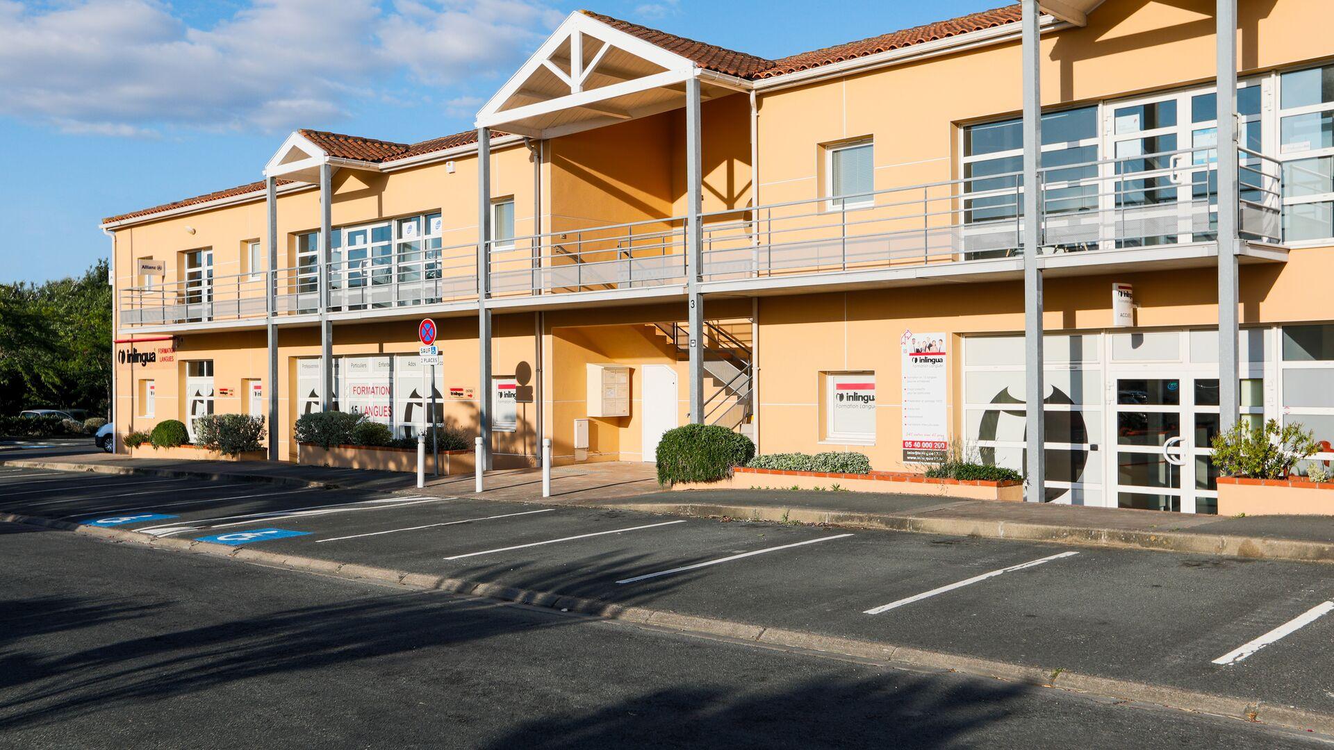 Sprachaufenthalt Frankreich, La Rochelle - Inlingua la Rochelle - Schule