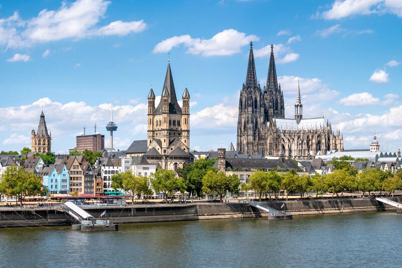 Séjour linguistique Allemand, Cologne - Dom