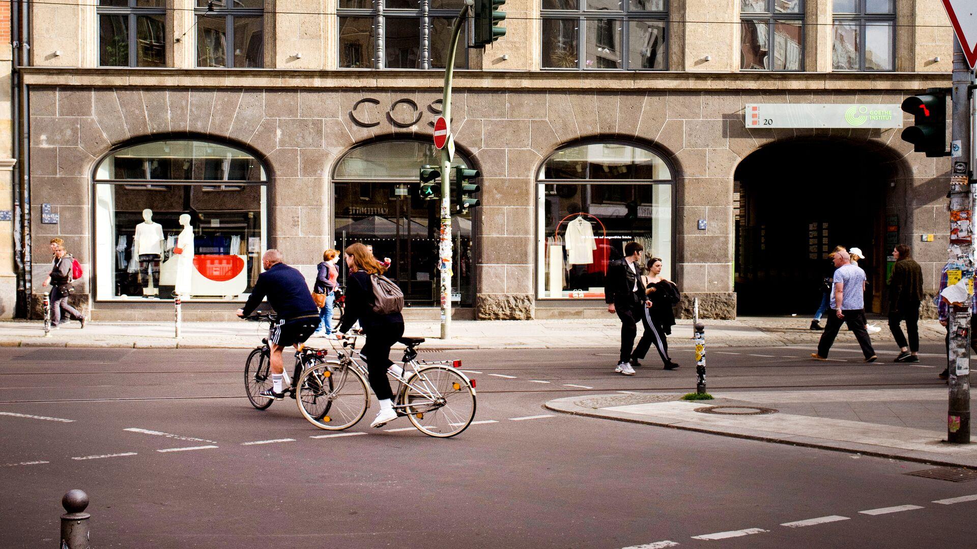 Sprachaufenthalt Deutschland, Berlin - Goethe Institut Berlin - Schule © Goethe-Institut/Sonja Tobias