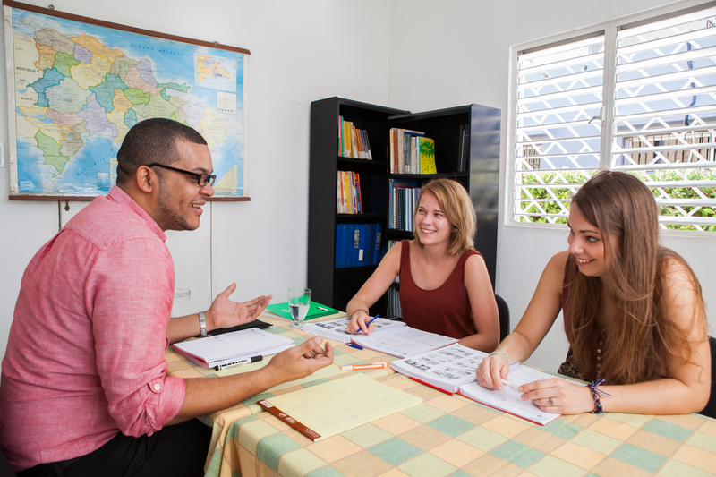 Sprachaufenthalt Dominikanische Republik - Santo Domingo - Instituto Intercultura Santo Domingo - Lektionen